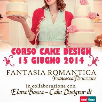 Corso Di Cake Design Verona : elena bosca Archivi FANTASIA ROMANTICA