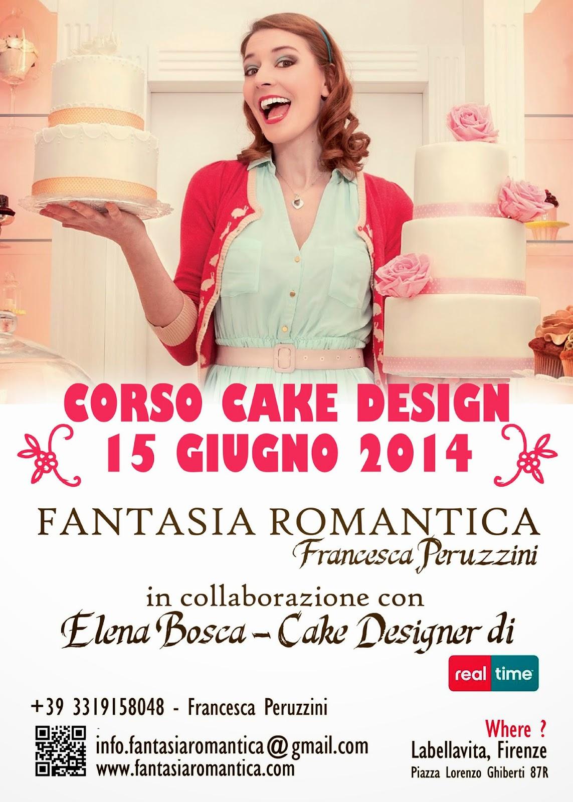 Corso di cake design con elena bosca dear wendy real for Corso di fashion design