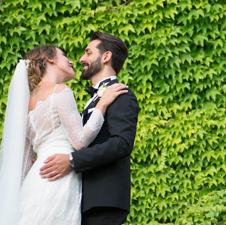 Alessandra e Tommaso