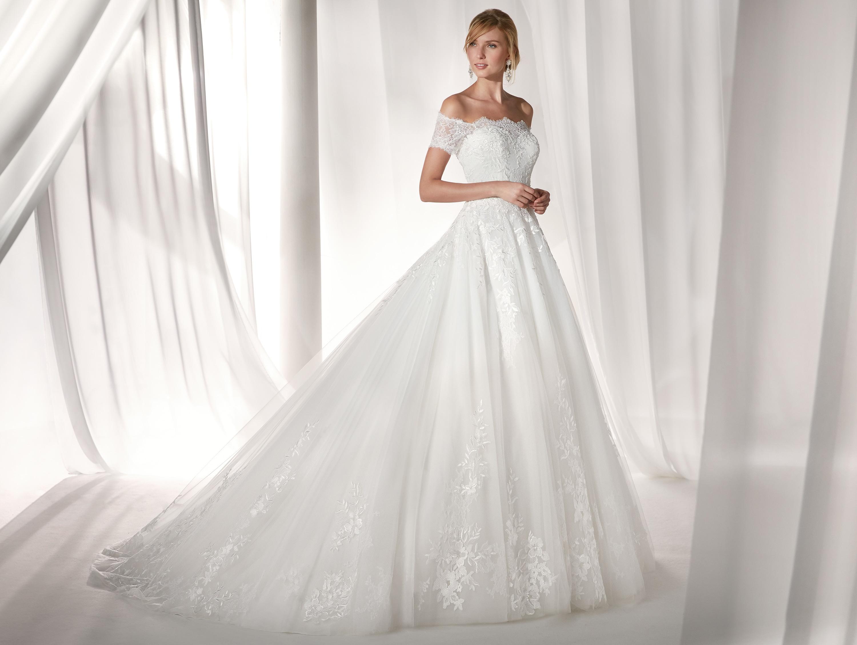 Bridal Week 2019 - Pronta per la collezione di abiti da sposa   dd2562005f8b