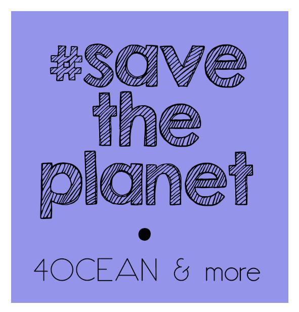 savetheplanet 4ocean solidale