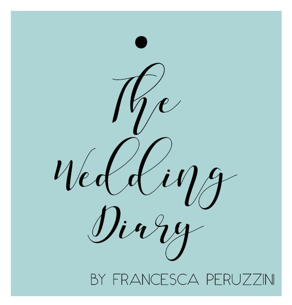 AGENDA WEDDING PLANNER WEDDING DIARY